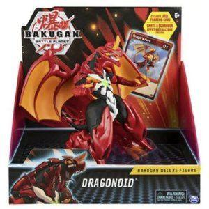 Battle Planet Bakugan - Dragonoid  Deluxe Figure